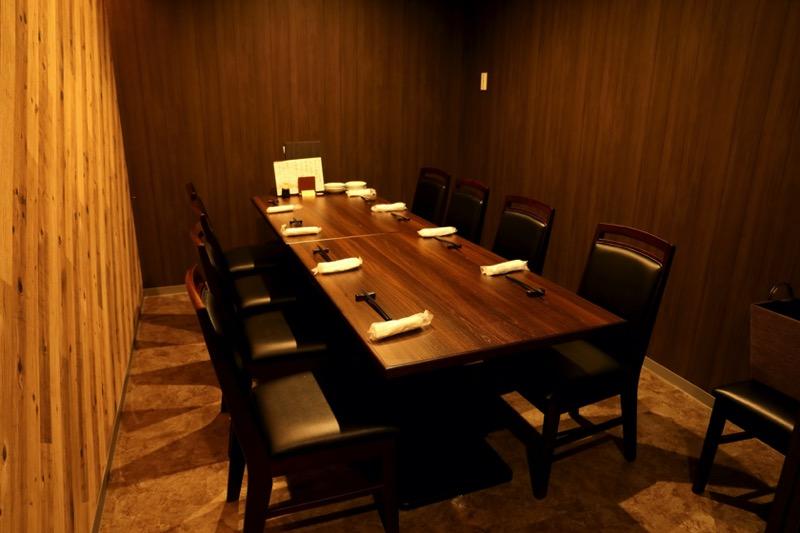 創作dining墨個室