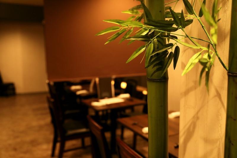 創作dining墨竹